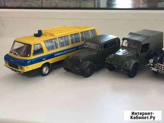Масштабные модели автомобилей Кемерово