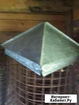 Колпаки металлические Ставрово
