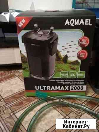Внешний фильтр Aquael ultramax 2000 400-700л Чебоксары
