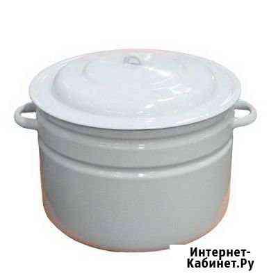 Бак эмалированный 25 литров Калининград