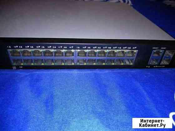 POE Коммутатор Cisco SF220-24P Волгоград