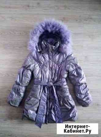 Куртка демисезонная, р. 128 Омск