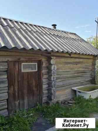 Сруб бани б/у на дрова Великий Новгород