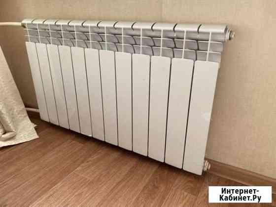 Радиатор отопления биметалл 8 и 12 секций Владимир
