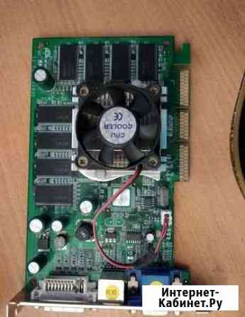Видеокарта asus GeForce FX 5600XT 128Mb Красноярск