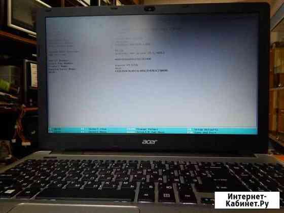 Ноутбук Acer acpaire V3-572G Тольятти