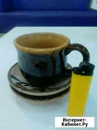 Чашка Глиняная Александров