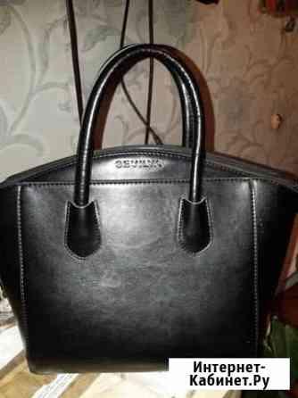 Кожаная сумка Иваново