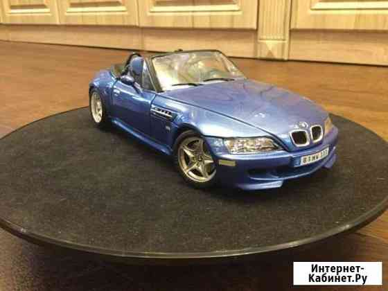 BMW M Roadster 1996 1 18 Bburago Москва