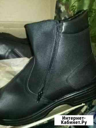 Зимние ботинки Элиста