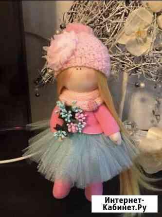 Кукла ручной работы Томск