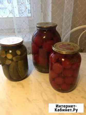 Огурцы и помидоры Омск