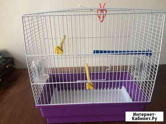 Клетка для попугая Москва