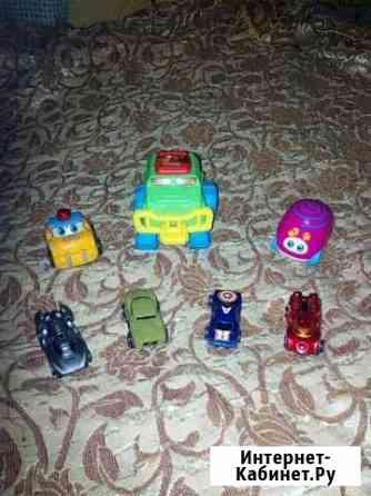 Машинки Тверь