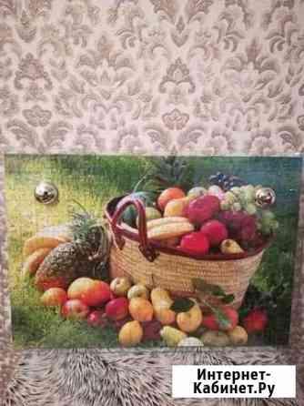 Картина из пазл под стеклом Старый Оскол