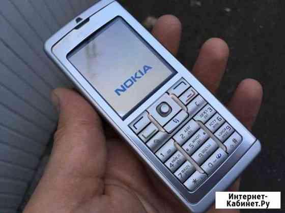 Новая Nokia E60 оригинал все родное Владикавказ