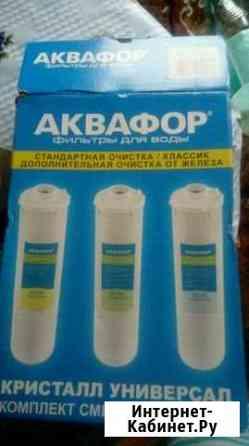 Фильтр для воды Аквафор Конаково