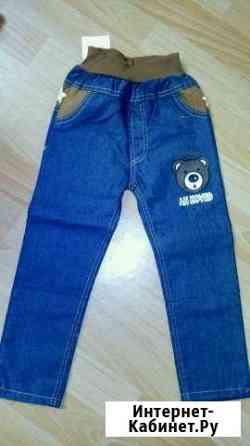 Брючки цвет джинсы Великий Новгород