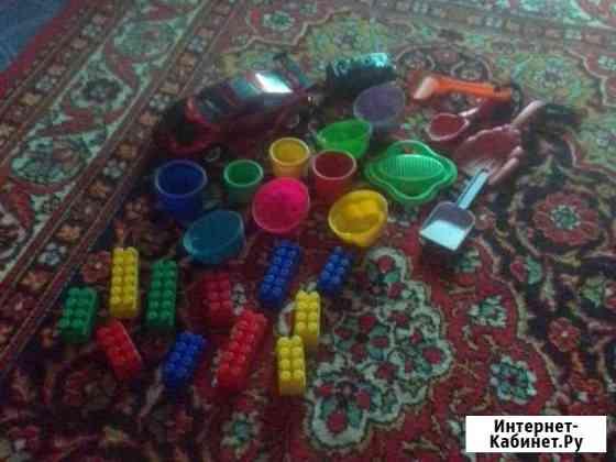 Игрушки для песочницы Смоленск