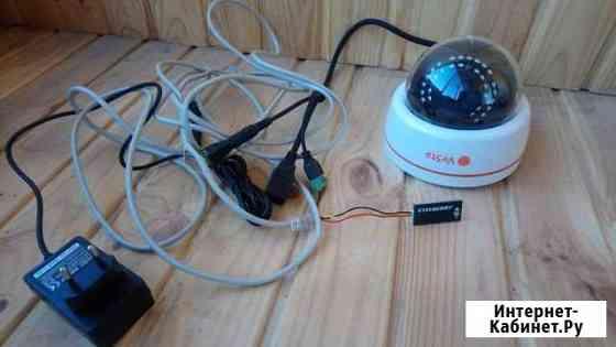 Камера видеонаблюдения купольная Новосибирск
