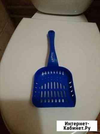 Лопатка для кошачьего туалета Арзамас