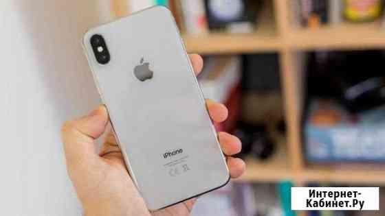 iPhone Х 64гб новый рефреш А1800 Махачкала