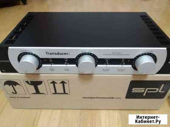 SPL transducer 2601 Аналоговый имитатор Екатеринбург