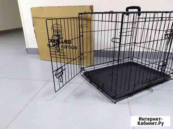 Клетка для собак. Арт.:28 Чебаркуль