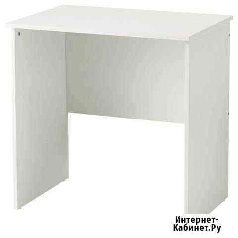 Стол для компьютера маррен и тодален иkea белый Пенза