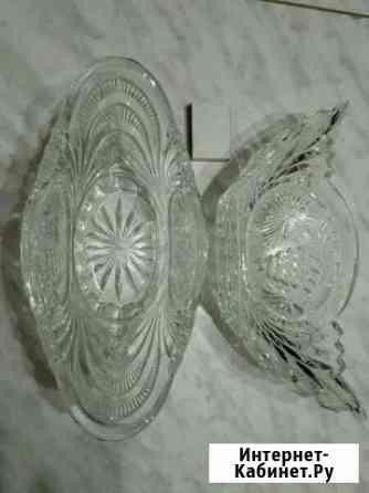 Новые хрустальные вазы Самара