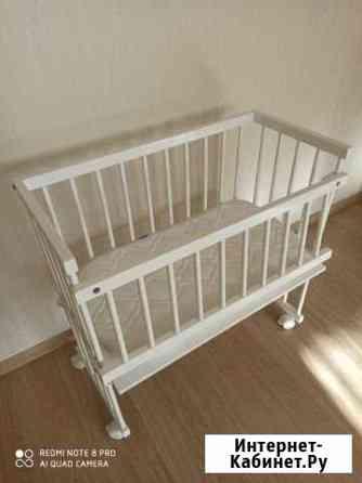 Продам детскую кроватку Малуша Черемушки