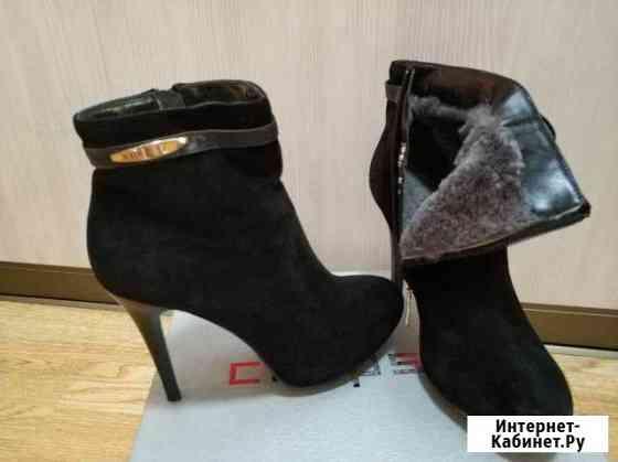 Зимние ботинки Екатеринбург