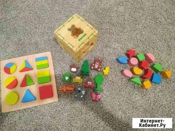 Развивающие игрушки Махачкала
