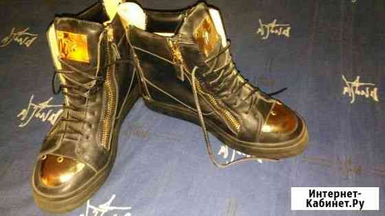 Стильные ботинки Самара
