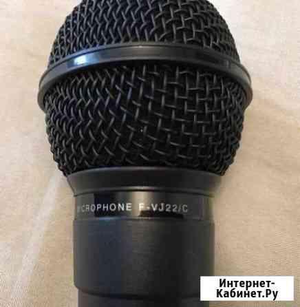 Новый караочный микрофон Sony F-VJ22/C Петрозаводск