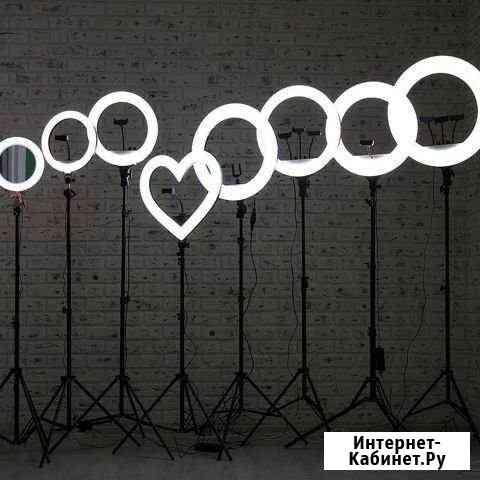 Кольцевая лампа Кольцевая лампа Москва