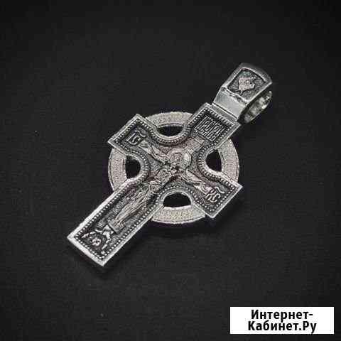 Серебряный крест Нижний Новгород