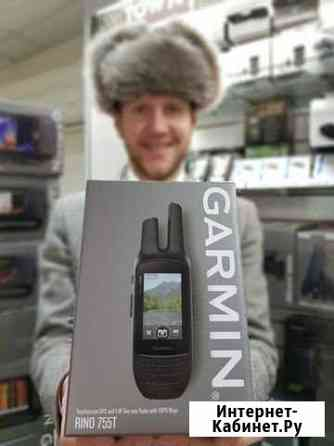 Garmin Rino 755T навигатор рация Нижний Новгород