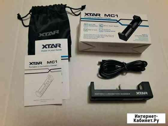 Зарядка Xtar для Li-ion аккумуляторов Череповец