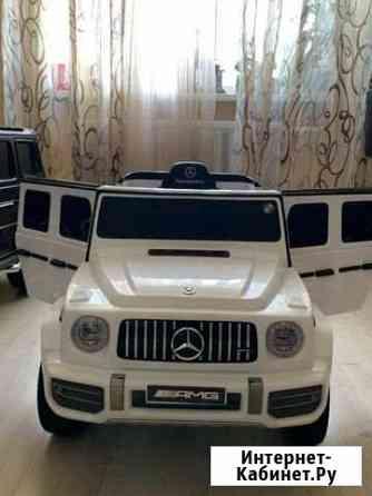 Электромобиль Mercedes g63 Казань