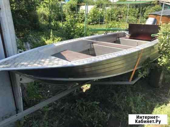 Моторная лодка Вятбот 390M Синегорский
