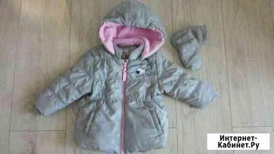 Куртка утепленная s. oliver размер 74 Калининград