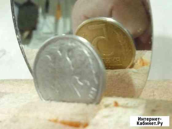 5 рублей редкий брак Екатеринбург