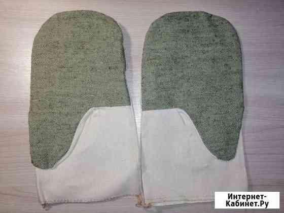 Перчатки рукавицы Панковка