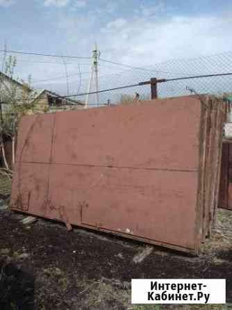 Ворота гаражные утепленные 3.6*3.6 Магнитогорск
