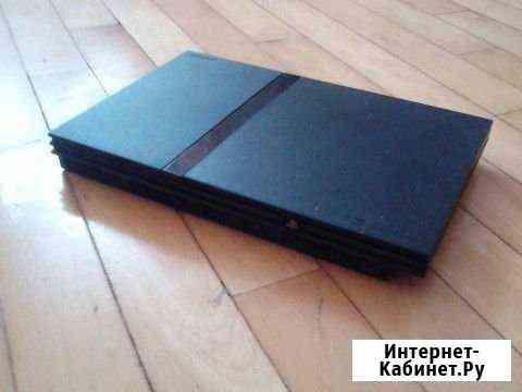 PS2 с играми Ельня