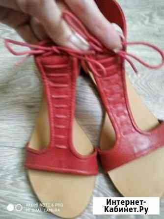 Босоножки-сандалии Bershka Тула