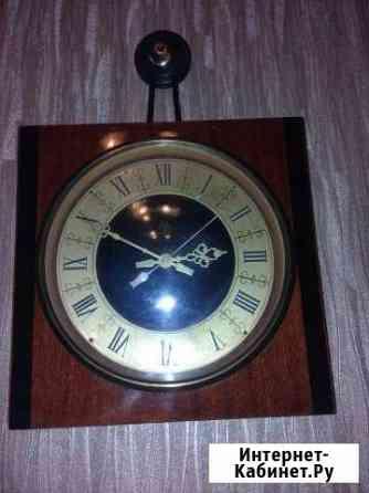 Часы кварцевые Янтарь Тверь
