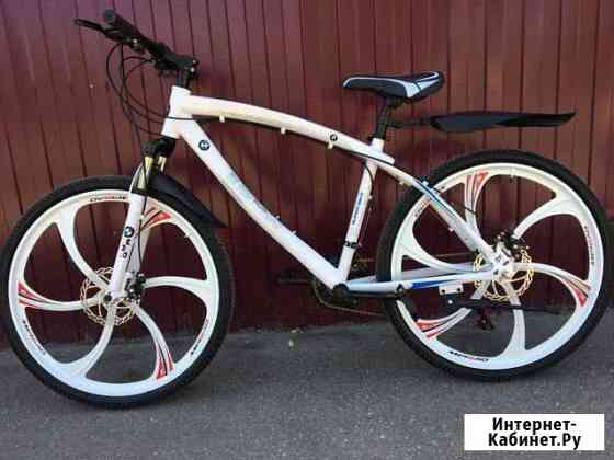 Новый скоростной велосипед 21 скорость 2 диск Ульяновск