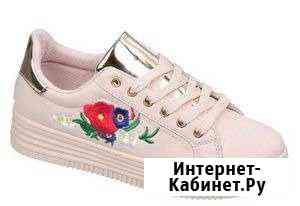 Новые кеды с вышивкой Краснодар